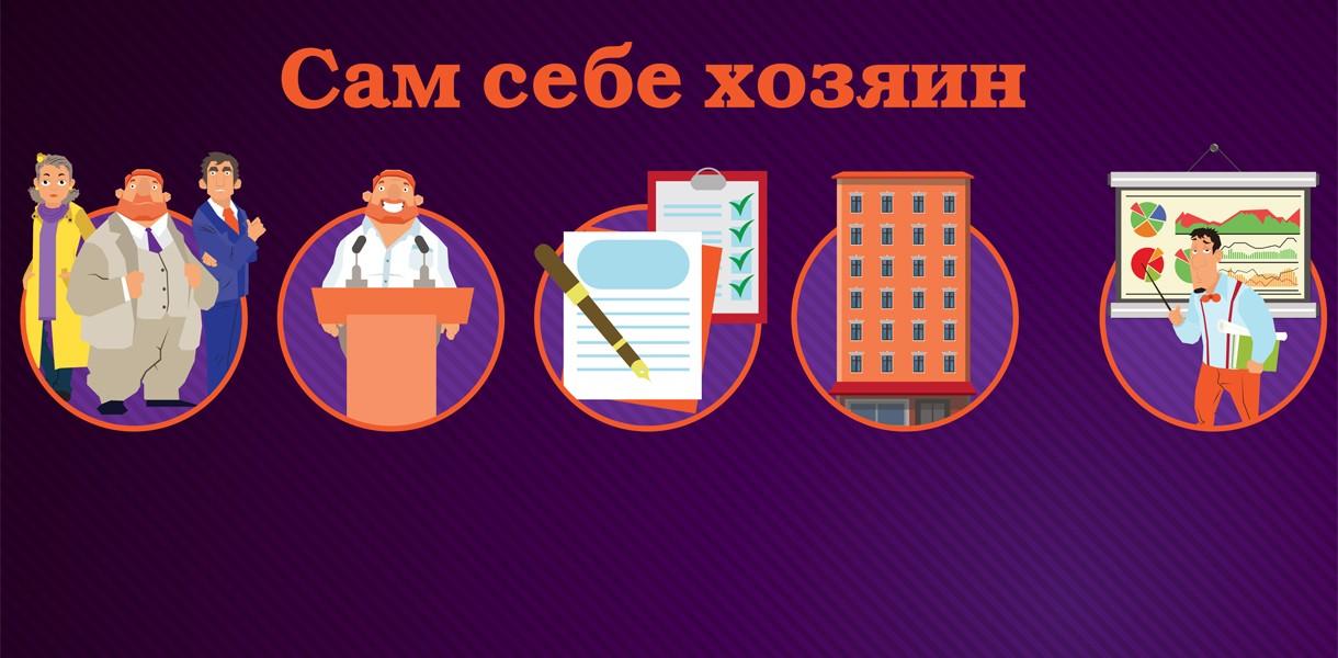 Регистрация ОСМД (ОСББ)