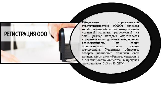 Создание и регистрация ооо и одо шаги при регистрации ип